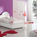 Little Girls Bedroom How Decorate Your For Valentine Day