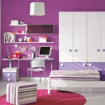 Little Girls Purple Bedroom Painting Color Ideas