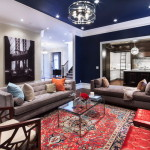 Liven The Living Room Color And Furniture Modern