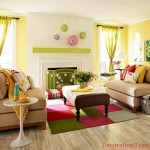 Living Room Color Trend Decoration