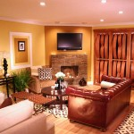 Living Room Colors Modern Yellow Color