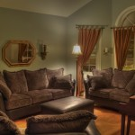 Living Room Decorating Ideas Brown
