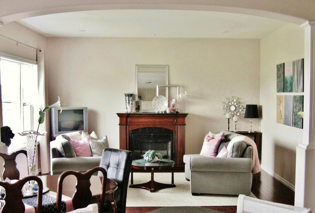 Living Room Decorating Ideas Simple Colors Listed Soft