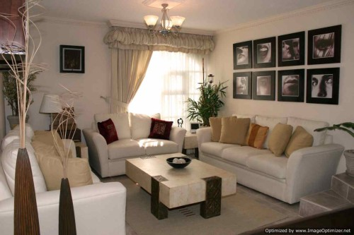 Living Room Design How Decorate Ideas