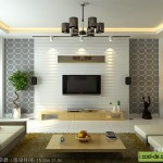 Living Room Designs Lcd Decorating The Focus Interior