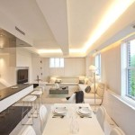 Living Room Dining And Kitchen Layout Modern Home Furniture