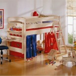 Living Room Furniture Funny Play Beds For Cool Design