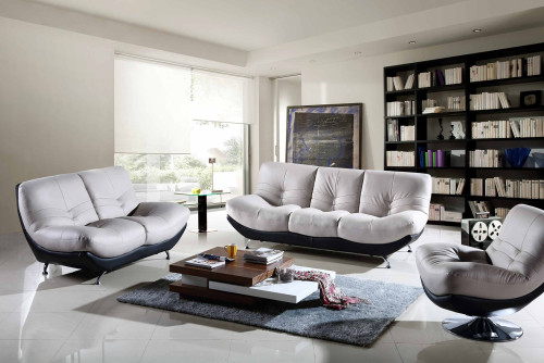 Living Room Furniture Set Swivel Chair Modern Sets