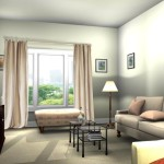 Living Room Furniture Small Spaces Virtual