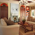 Living Room Retro Remarkable Home Decor Ideas