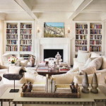 Living Room Styles Bookcase