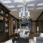 Living Room Two Elements Into One Glamorous East Design