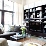 Living Room You Simply Can Afford Waste Space Compact