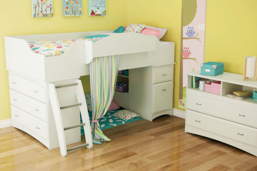 Loft Bed Plans Twin Size Beds
