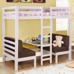 Loft Bed White Best Furniture Beds Bunk And Etc