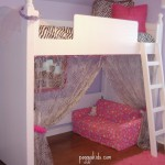 Loft That Was Completed March Twin Size Bed