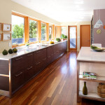 Long Kitchen Design Ideas Pictures Remodel And Decor