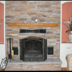 Looking Add Character Your Home Need Update Fireplace