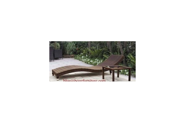 Lounge Bed Outdoor Furniture Chaise Product