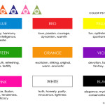 Love Looking For The Meaning Colors Although Most Time
