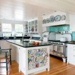 Love The Turquoise Subway Tile Home Decorating