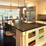 Love This Custom Made Kitchen Island For Couple Reasons