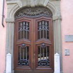 Lucca Has The Most Beautiful Front Doors Taken About Years