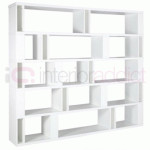 Lucce Tall Shelving Unit Modern