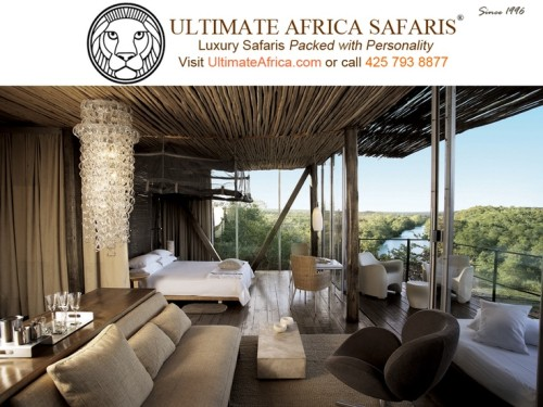 Luxury Accommodations Ultimate Africa Safaris