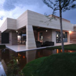 Luxury House Cero Architects Architecture View