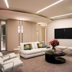 Luxury Interior Modern Apartment Design Warm And Glamour