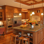 Luxury Kitchen Furniture Design Pictures And Home Interior