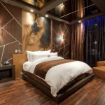 Luxury Sexy Bedroom Ideas Woody Furniture And Brown Color