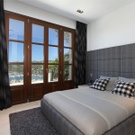 Luxury Villa Bedroom Window Design Zeospot