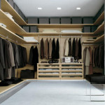 Luxury Walk Closets Suit Your Style Like Waste Time