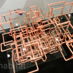 Made From Maze Copper Piping Brc American Pipe Dream Furniture