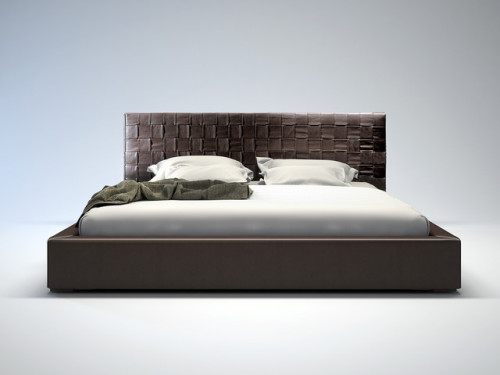 Madison Modern Bed Beds San Diego Real Deal