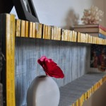 Mag Recycle Bookshelf How Turn Old Magazines Into