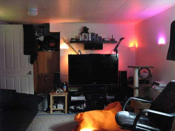 Make Color Changing Ambient Led Lights For Your Room Zedomax