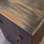 Make Rustic Washstand Bedside Table From Reclaimed Wood Youtube