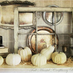 Make Sure Check Out Her Gorgeous Fall Decor Ideas Like This Display