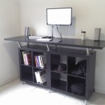 Make Your Own Standing Desk Ikea Products Perfect For Craft