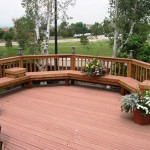 Making The Interesting Decks Your Home Design Ideas