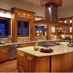 Making The Most Your Space Luxury Kitchen Designs