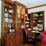 Malka The Closet Traditional Home Office