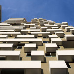 Man Riches Patterned Exterior Facades