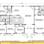 Manufactured Home Floor Plan Palm Harbor Homes The Timberridge