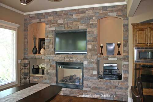 Manufactured Stone Veneer Selex Offered Home Interiors