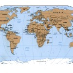 Map The World Prophecy Unfolding