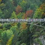 Marienbrucke Germany Located The Alps Bavaria This Reliable